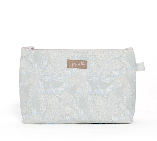 Papinelle Breezy Leaves Cosmetic Bag