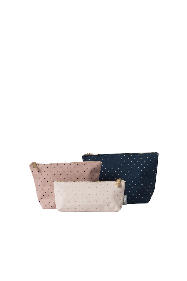 Cotton Wash Bag – Styled